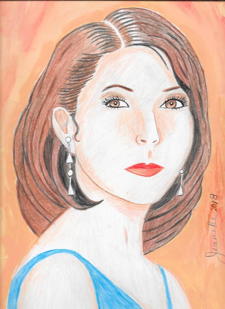 Gloria Grahame par Jeanette